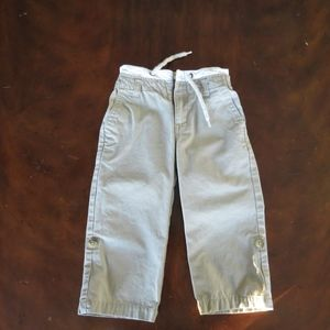 Janie & Jack 18-24M khaki pants
